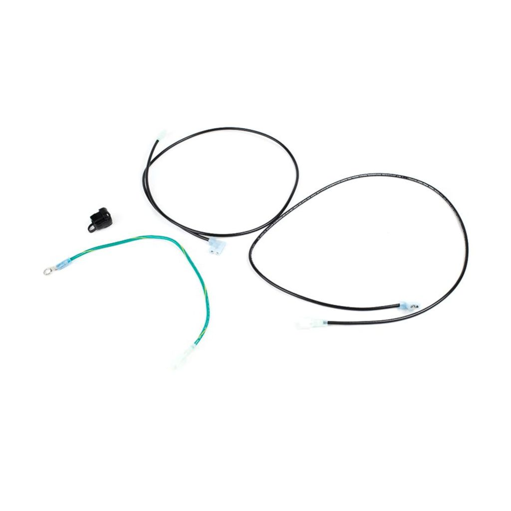 proteam wire harness assembly 3 wires and strain relief 103212 Genie Vacuum Parts image of 1_103212_part jpg