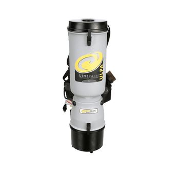 ProTeam LineVacer ULPA Commercial Backpack Vacuum Cleaner