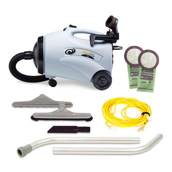 Proteam Provac Cn Commercial Canister Vacuum Cleaner Pvcn Proteam Canister Vacuum Cleaners
