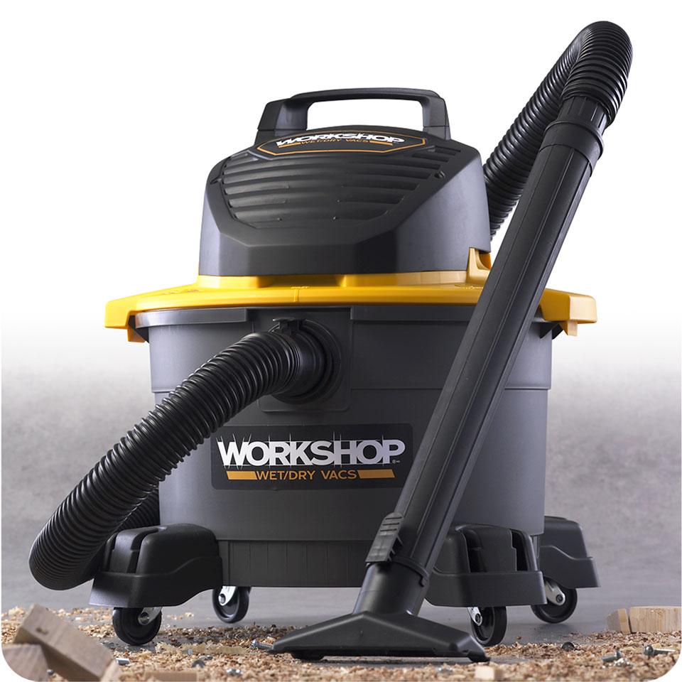 "WORKSHOP Wet Dry Vacs Extension Wand Accessory Shop Vacuum 1-1//4/"" 1-7//8/"" 2-1//2/"""